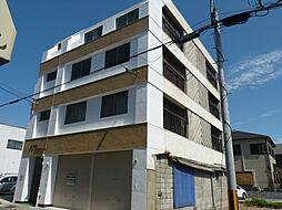 フタバマンション[3階]の外観