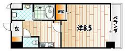 ニューサンリバー15番館[12階]の間取り