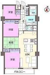 ライオンズプラザ浦和元町シティー 9階