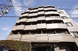 ルーブル二子多摩川[5階]の外観