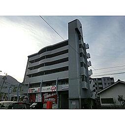 福岡県北九州市小倉北区足原1丁目の賃貸マンションの外観