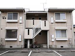 兵庫県姫路市広畑区高浜町1丁目の賃貸アパートの外観