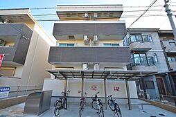 フジパレス田辺III番館[3階]の外観
