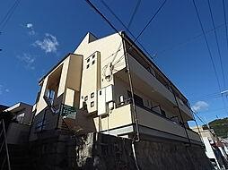 エッセンティア大倉山[202号室]の外観
