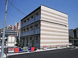 レオパレスグランドール[3階]の外観