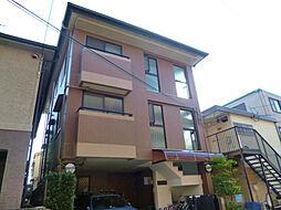 ピュアハウス青蘭館[1階]の外観