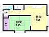 間取り,1DK,面積32.4m2,賃料3.3万円,バス くしろバス三共下車 徒歩2分,,北海道釧路市春日町11-18