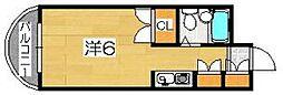 サンコート五條[2階]の間取り