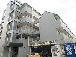 大阪府東大阪市長瀬町1丁目の賃貸マンションの外観