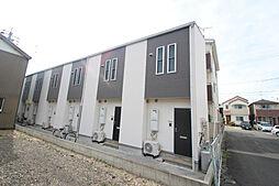 愛知県名古屋市南区西又兵ヱ町2丁目の賃貸アパートの外観