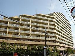 東京都東久留米市南沢5丁目の賃貸マンションの外観