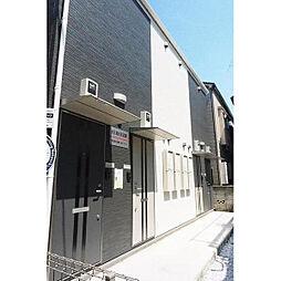 東京都葛飾区柴又3丁目の賃貸アパートの外観