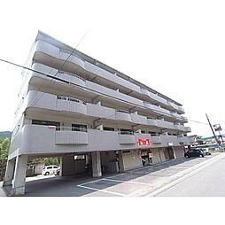 奈良県吉野郡大淀町新野の賃貸マンションの外観