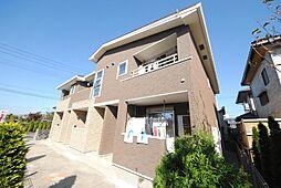 埼玉県川口市戸塚6丁目の賃貸アパートの外観