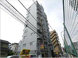 ひばりマンション[5階]の外観