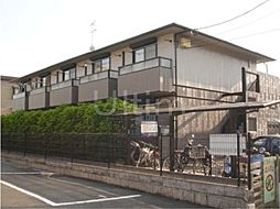 クレスト松ヶ崎[2階]の外観