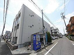愛知県名古屋市中村区草薙町2丁目の賃貸アパートの外観