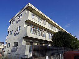 学園パールハイツ[3階]の外観