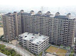 ラビスタ宝塚ウエストウイング1番館[2階]の外観