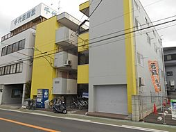 大阪府高石市加茂4丁目の賃貸マンションの外観