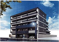 (仮称)ベラジオ京都一乗寺[2階]の外観