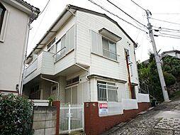 田村コーポ[1階]の外観