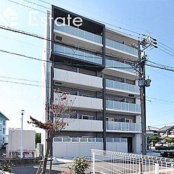 愛知県名古屋市中川区山王3丁目の賃貸マンションの外観
