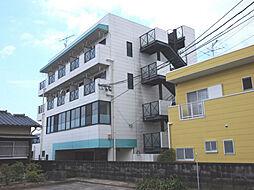 福岡県糸島市前原駅南1丁目の賃貸マンションの外観