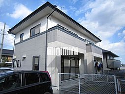 [テラスハウス] 静岡県掛川市中央高町 の賃貸【/】の外観