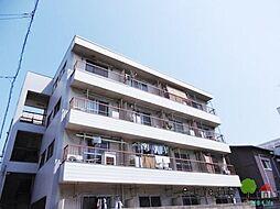 白川マンション[4階]の外観