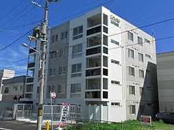 COLORE KITAMARUYAMA(コローレ北円山)[4階]の外観