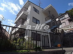 兵庫県神戸市灘区箕岡通2丁目の賃貸マンションの外観