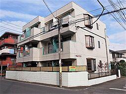 松山ハウス[1階]の外観