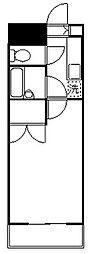 ジョイフル向ヶ丘遊園第2[1階]の間取り