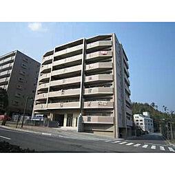 広島県広島市安佐南区伴南1丁目の賃貸マンションの外観
