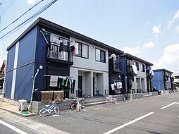 [タウンハウス] 滋賀県栗東市大橋4丁目 の賃貸【/】の外観