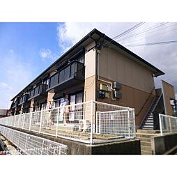 兵庫県神戸市北区鈴蘭台北町7丁目の賃貸アパートの外観