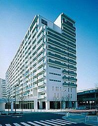 アパートメンツ東雲キャナルコート[409号室]の外観