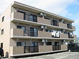 静岡県三島市中島の賃貸マンションの外観