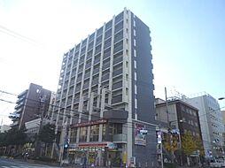 レジュールアッシュ尼崎駅前[5階]の外観