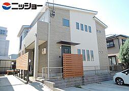 [タウンハウス] 三重県鈴鹿市岸岡町 の賃貸【/】の外観