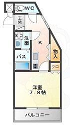 福大前駅 4.9万円