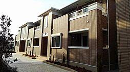 JR山陽本線 西明石駅 バス16分 出合橋下車 徒歩4分の賃貸アパート