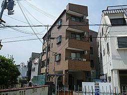 大阪府高槻市芥川町3丁目の賃貸マンションの外観