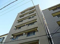 ライフ・ハイツ中宮[1階]の外観