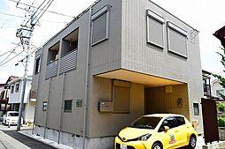 ペア アビタシオン辻堂[101号室]の外観