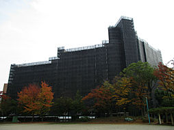 UR大幸東団地103号棟[7階]の外観