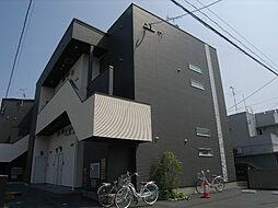 ルシエル箱崎[1階]の外観