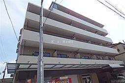 兵庫県神戸市長田区東尻池町6丁目の賃貸マンションの外観