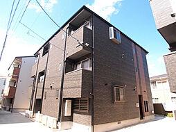 福岡県福岡市西区西都1丁目の賃貸アパートの外観